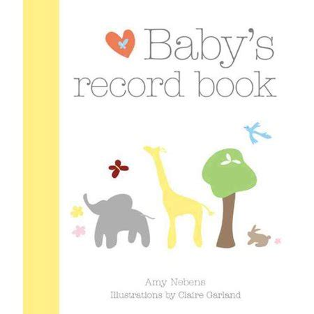 My Baby Book: A Keepsake Journal for Babys First Year